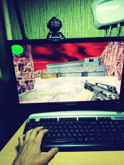 Еее вечер контера)) Game Shooter