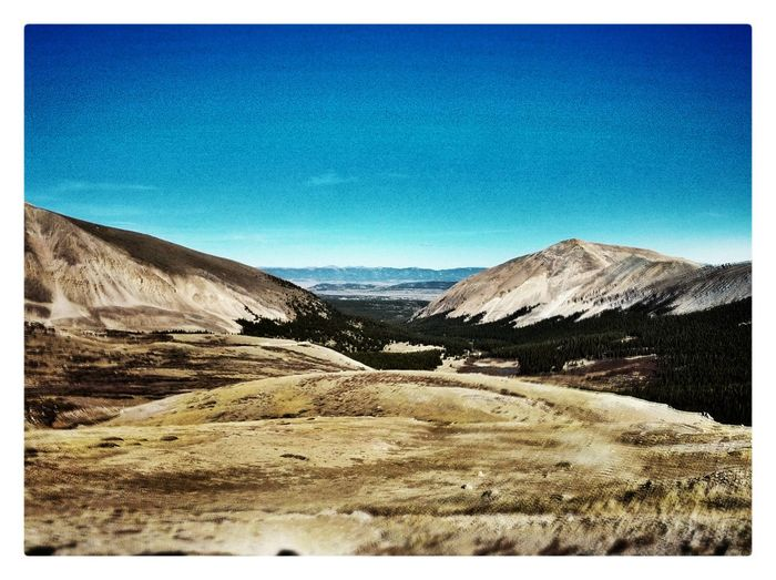 Amazing Hiking Adventure Mountains