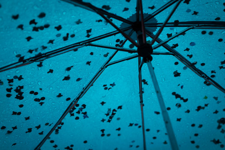 Full frame shot of umbrella