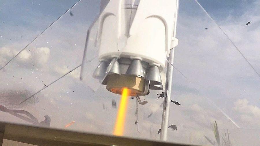Liftoff! Rocket