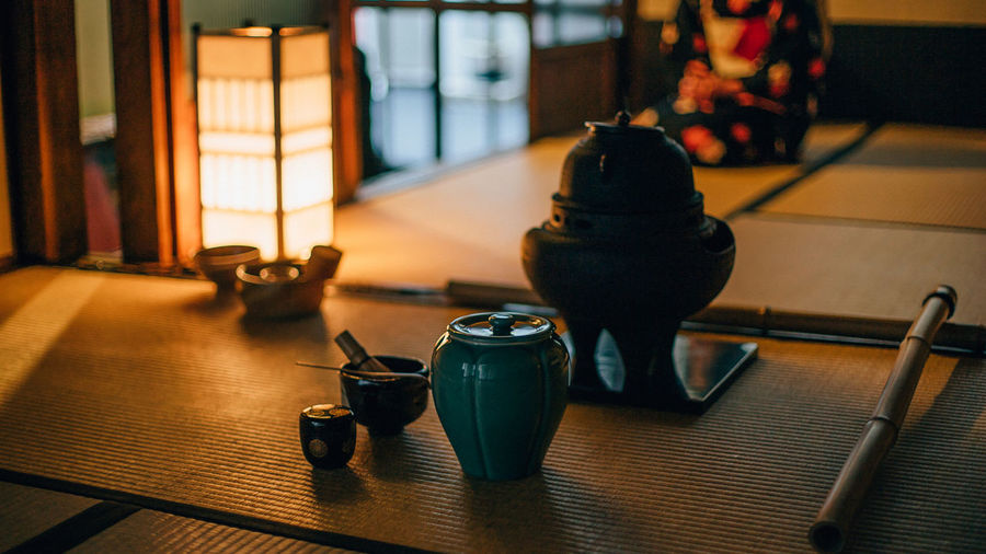 Ceremony Indoors  Japan Japanese Culture Japanese Tea Ceremony Ritual Tatami Tea Traditional