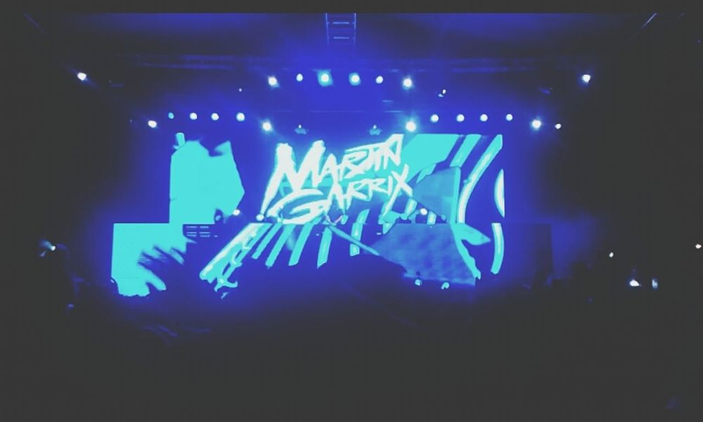 Concert Guadalajara Martingarrix Lights And Music