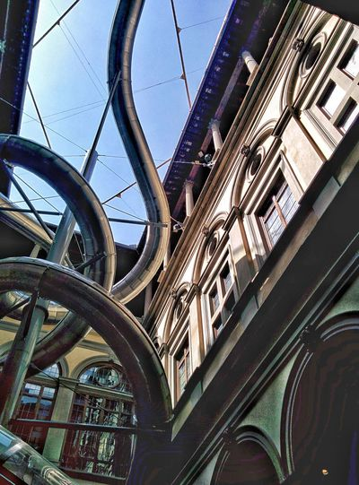 The Florence Esperiment Contemporary Art Art Reinessance Built Structure Close-up