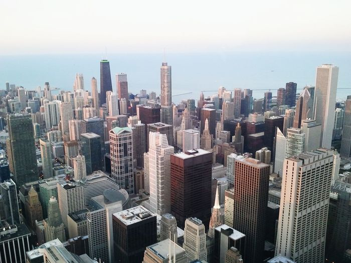 So impressive to see the Great Chicago from the top.