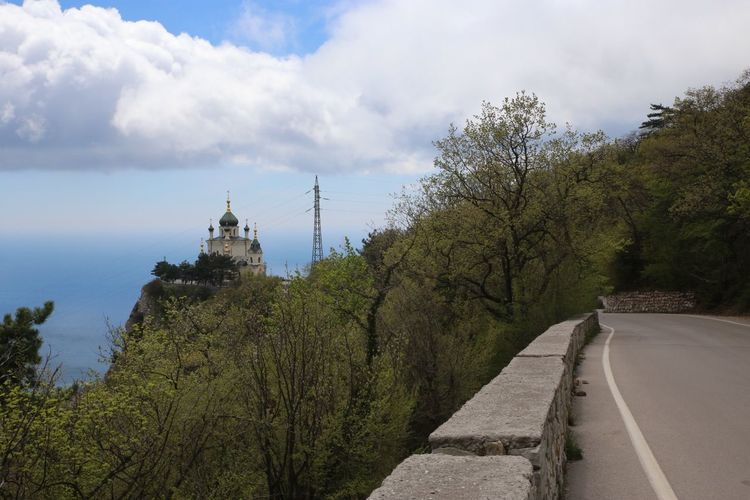 Форос Crimea Крым Travelling
