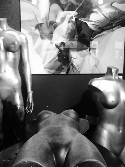 Great Performance Digital Painting Black And White EyeEm Best Shots - Black + White @ Ernesto Galizia Contemporary Art Theater Roma
