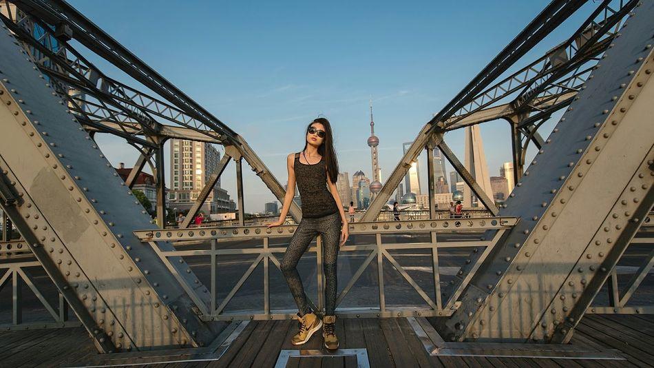 BABYGHOST Cool Girl Jeans Shanghai Nikon Nikond750 Portrait Streetphotography Taking Photos Take Photos