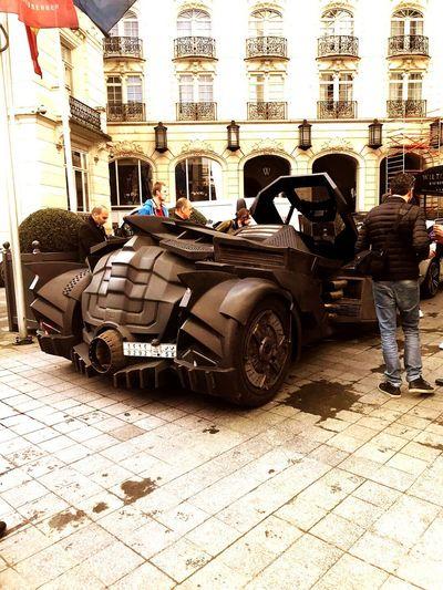 Batmobil First Eyeem Photo