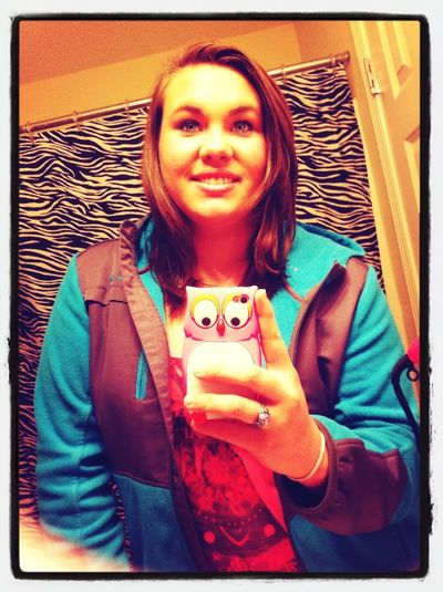 Some one knocks me down i get a back up and smile ! :)