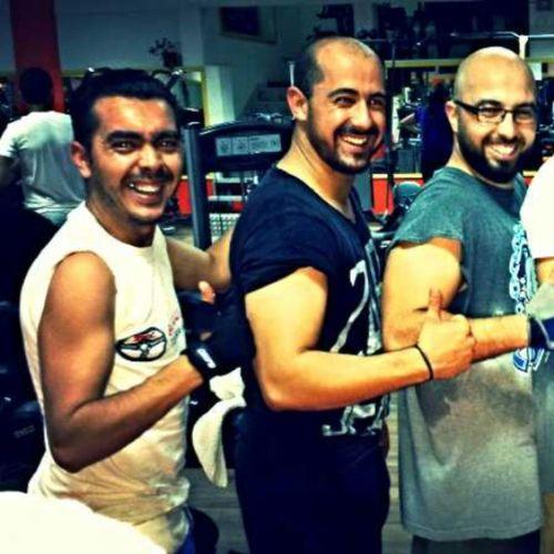 Les_bombes_tunisiens Selfie Men Guysforfashion instahappy openface friends viking