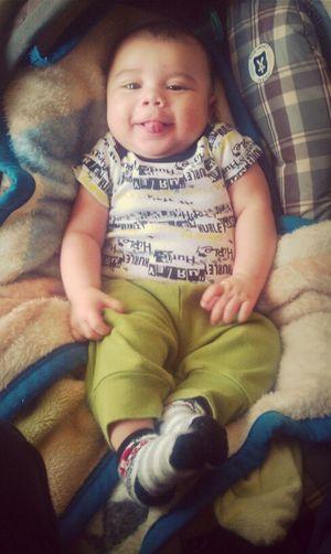 My Happy Baby :)