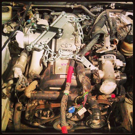 Второй рабочий день - свап чайника. Toyota Chaser Jz Jz2 jz1 turbo vvti swap свап atari atariservice atarimotors driveekb drive2official drifters drive2ru drive2 drive свапнатурбо turbotoyota biturbo