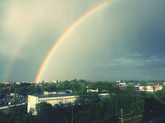 Rainbow Rainbow Colors Biutiful Biutifull Piekna Tencza