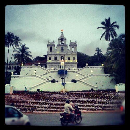 Church ImmaculateConception Panaji FirstChurchOfGoa Panjim Goa