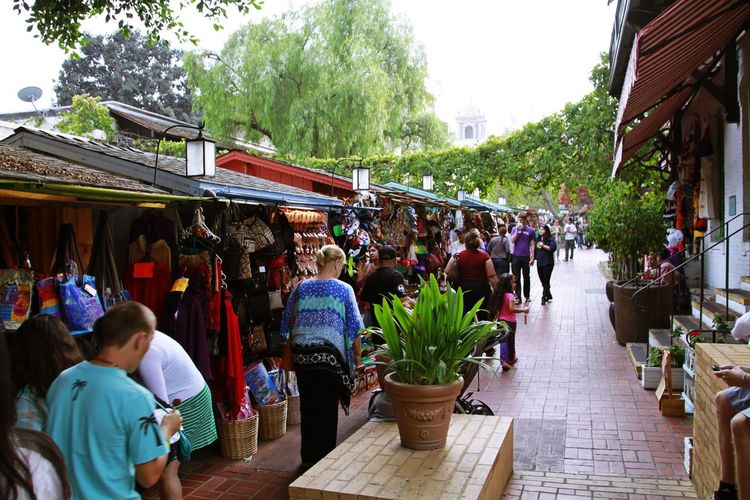 CALIFORNIA/USA-October 29, LOS ANGELES: Olvera Street market in Los Angeles on October 29th, 2016 43 Golden Moments America Architecture California California Love Downtown Los Angeles EyeEm Best Shots Eyeem Collection Getty Getty Images Gettyimages Los Angeles, California Los Ángeles Olvera Street Outdoors People Watching Shop The 00 Mission Travel Trips United States USA West Coast