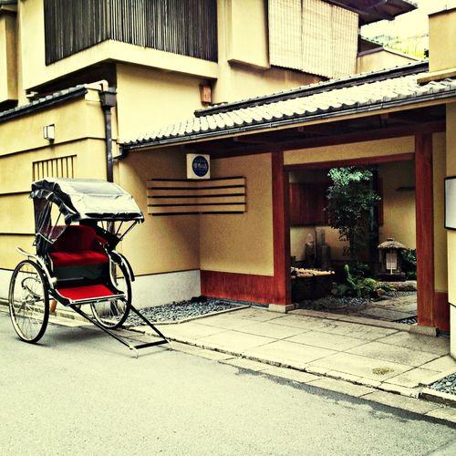 イイ感じな風景だったのて。芸妓さんはいなかったのが残念。 Geisha Jinrikisha Japan Photography Japanese Culture Ningyocho Japanese Culture Ningyocho City