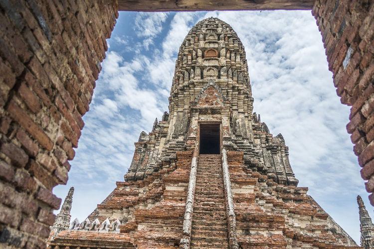 วัดไชยวัฒนาราม | Wat Chaiwatthanaram Bangkok Buddhism Culture Heritage Thailand Wat Chaiwatthanaram วัดไชยวัฒนาราม |