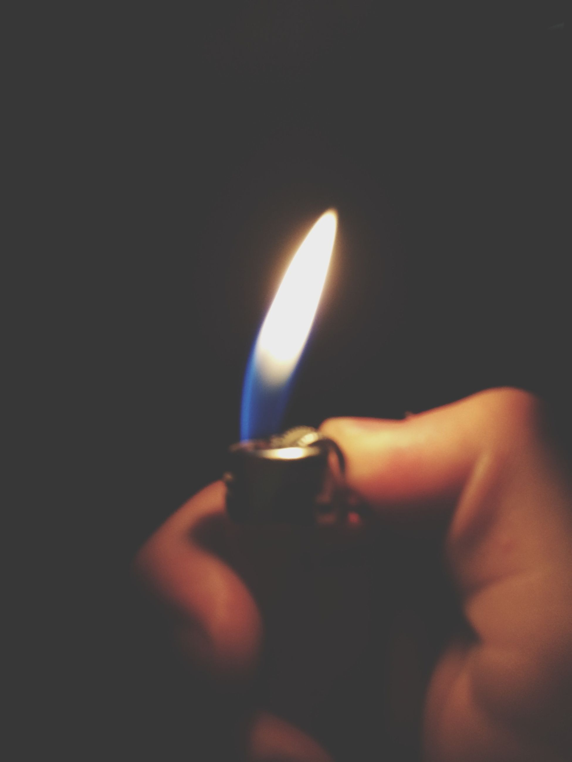 person, indoors, holding, burning, part of, flame, human finger, close-up, cropped, heat - temperature, unrecognizable person, studio shot, fire - natural phenomenon, black background, illuminated, candle, glowing