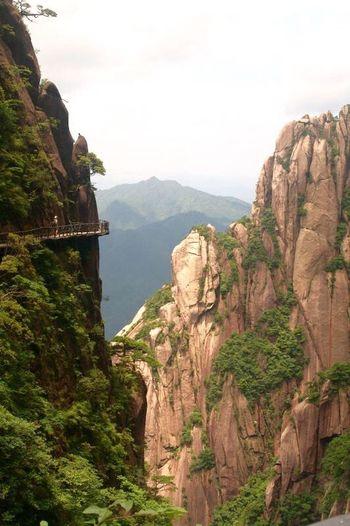 三清山 山 旅游 China 栈道 Mountains Nature Photography Outdoor Photography