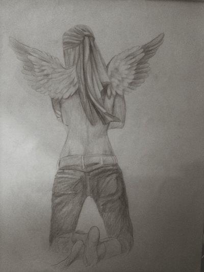 Tattooart Angelart Sketches