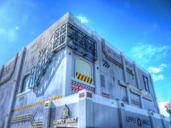 Universal Studios Orlando Transformers