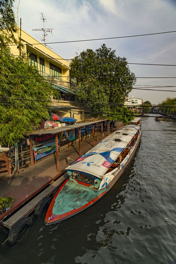 Cheap Transport In Bangkok Mode Of Transport Sky Street Transportation Travel Water Water Boat Water Bus  Telling Stories Differently