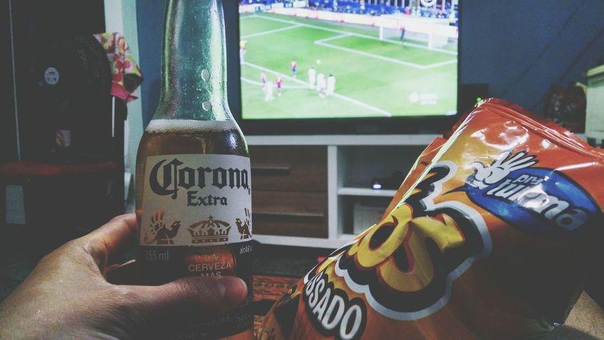 Championsleaguefinale Sabadao Home Corona Beer Cheetos
