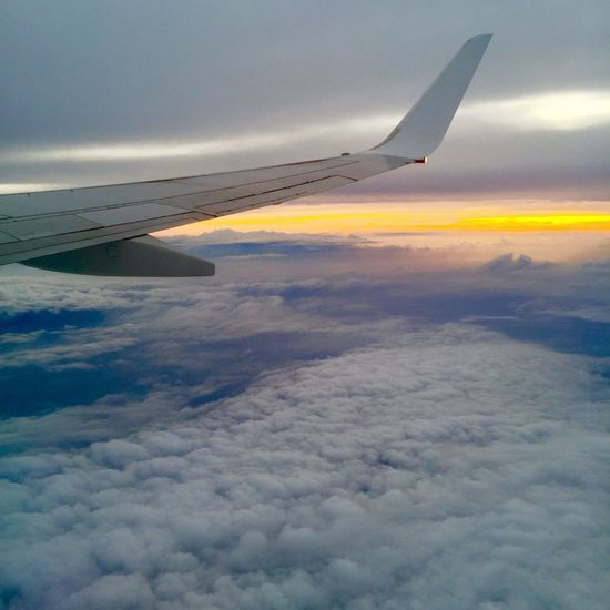 Morning Flight to cairns ! Hi! Hello World Enjoying Life