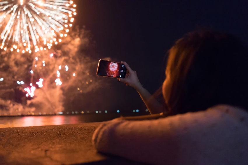 Pyromusical 2018 - Austria vs Canada Austria Bright Event Fireworks MOA Manila Nightphotography Philippines Pyro Canada Competition Evening Firework Display Illuminated Mall Of Asia Musical Night Pyromusical Pyromusical2018 Pyrotechnic Pyrotechnics Pyrotechnique