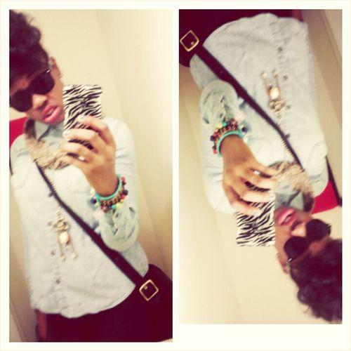 Rocking My Own Fashion