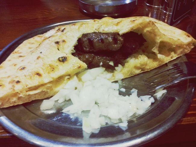 our national meal Cevapi