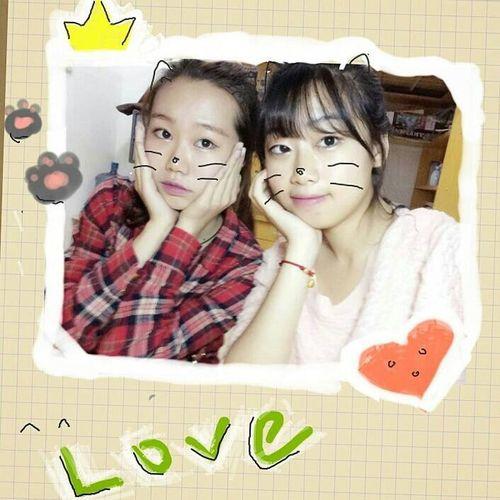 姐妹 couple~ First Eyeem Photo