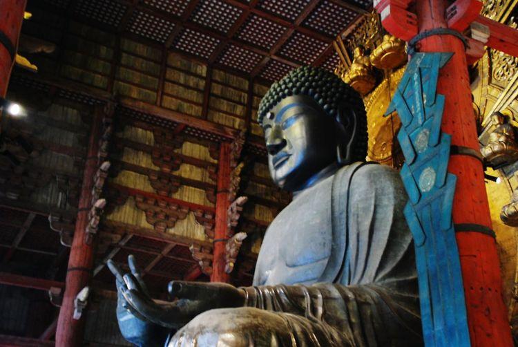 Nara,Japan Traveling 大仏