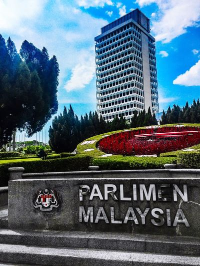 Parliament Building Malaysia Parliment Parliament Duty