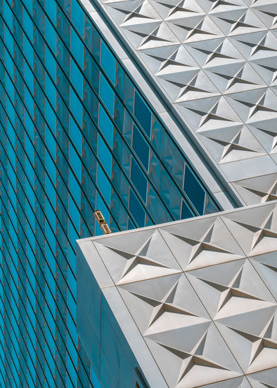 The Architect - 2018 EyeEm Awards Architecture Building Building Exterior Built Structure City Day Design Geometric Shape Glass Glass - Material Low Angle View Modern Nature No People Office Building Exterior Outdoors Pattern Reflection Shape Triangle Shape