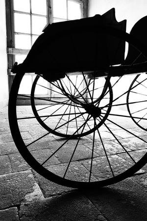 Wheel Transportation Indoors  Day No People