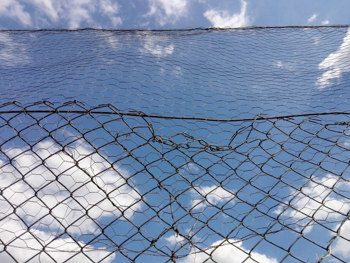Chainlink Fence Uppon Blue Sky And White Clouds Chainlink Fence Uppon Sky Chainlink Fence WOLFZUACHiV PREMiUM Veronica IONITA Photography Cloud - Sky Outdoors Sky No People Nature Close-up Huaweiphotography WOLFZUACHiV Photography WOLFZUACHiV Photos Wolfzuachiv Huawei Photography Eyeem Market On Market Veronica Ionita Ionita Veronica Blue Sky White Clouds Chainlink Fence And Sky Nature The Week On EyeEm No Person No Peoples WOLFZUACHiV PREMiUM WOLFZUACHiV Sky AI Now The Graphic City Go Higher Summer Exploratorium Visual Creativity
