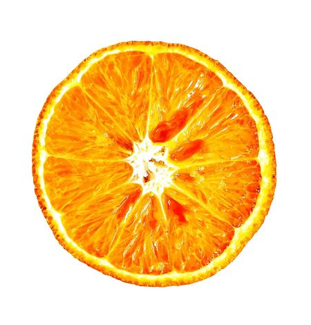 Mandarine Fruit Orange Color Orange - Fruit Studio Shot SLICE Citrus Fruit White Background No People Close-up Healthy Eating Food Freshness Orange Food And Drink