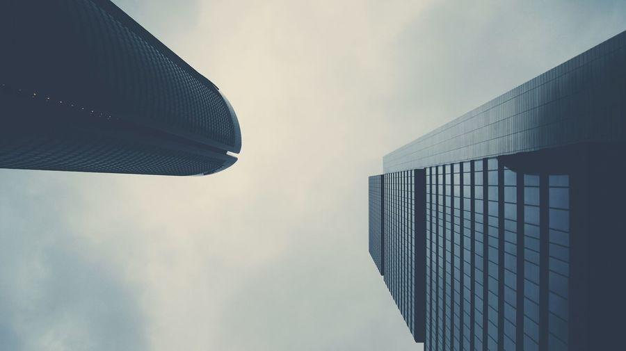 The Architect - 2016 EyeEm Awards Architecture Building Skyscraper