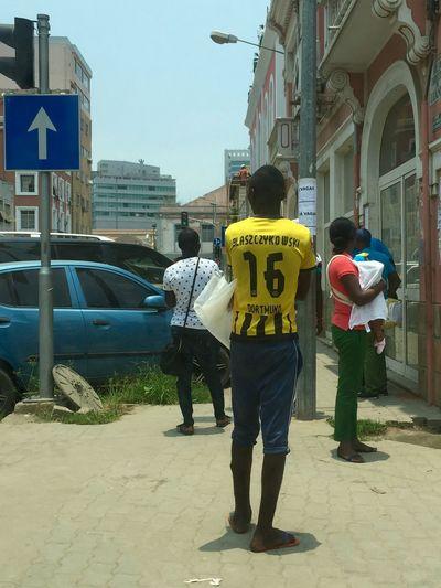 Polish Accent Angola Jakub Blaszczykowski Borussia Dortmund At Work