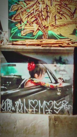 Consegui ver algo bonito enquanto passava por Itapevi! Hello World Graffiti Graffiti Art Itapevi Saopaulo Sampa SAMPAcity Sampalovers Art Brazil First Eyeem Photo