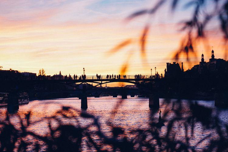 Le pont des