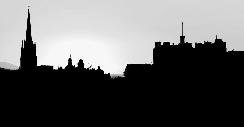 Edinburgh Skyline Edinburgh Edinburgh Castle Edinburgh Skyline Logo Logo Design Nikon D7200 Architecture City Cityscape Clear Sky Nikonphotography No People Outdoors Pauldroberts Silhouette Travel Destinations Urban Skyline The Week On EyeEm Been There.