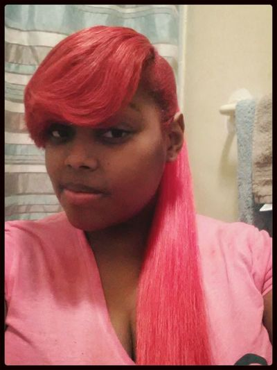 Fire Red Head....