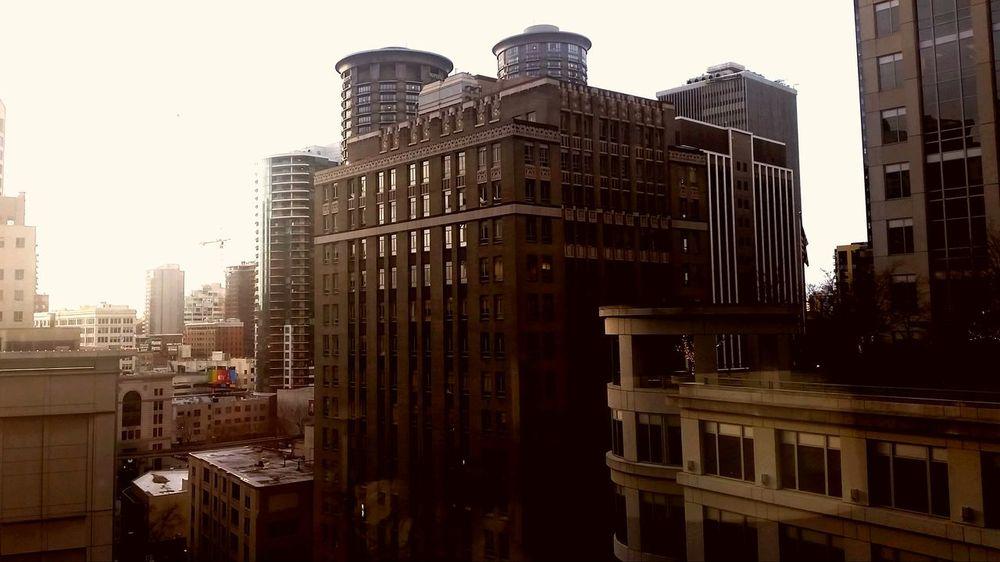 It's morning in Seattle. First Eyeem Photo