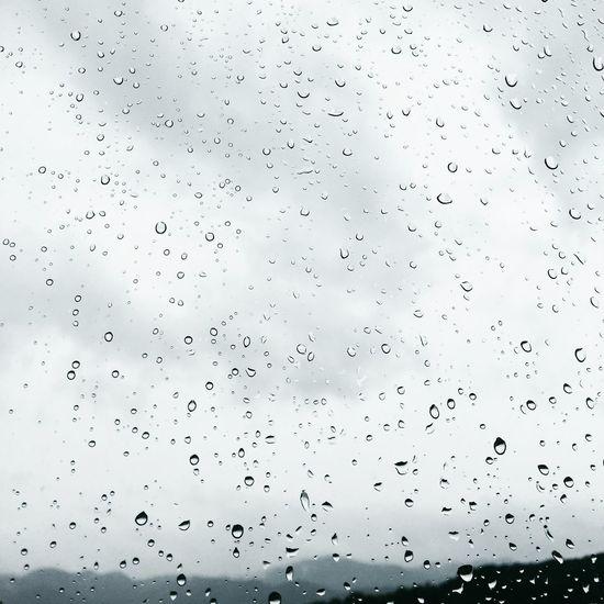 Emk3ico Rain Rainy Day Raindrops