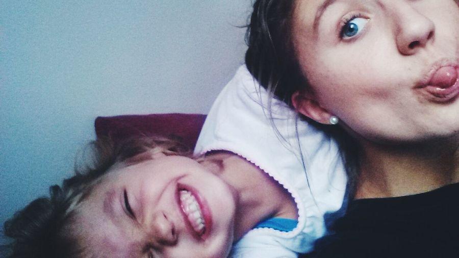 Sisters Siblings Moja Czika Milunia #weekend