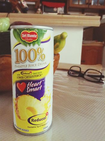 Ikaw lang, sapat na 🍍💕 Del Monte Pineapple Juice Drinks Breakfast Thirstquencher