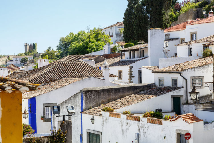 Architecture Building Exterior Built Structure City Day No People Outdoors The Architect - 2017 EyeEm Awards Town Óbidos