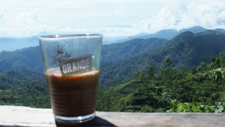 Coffee Coffeetime Coffee Break Nature Landscape Relaxing Relax Enjoying Life at Batu Tumpang Cikajang Garut